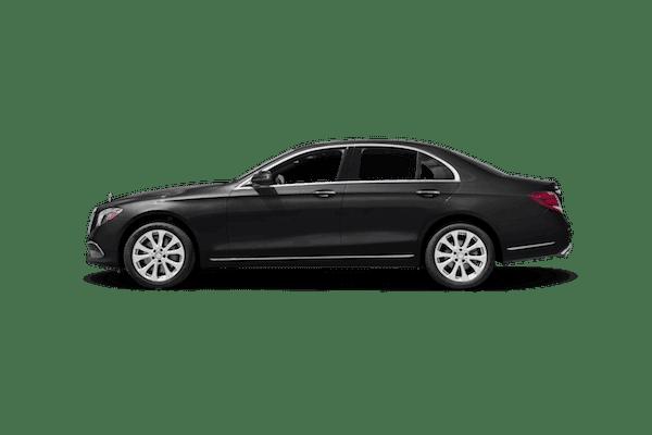 Business Class Sedan Mercedes E Class