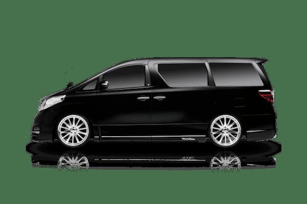 Business Class Minivan Toyota Alphard