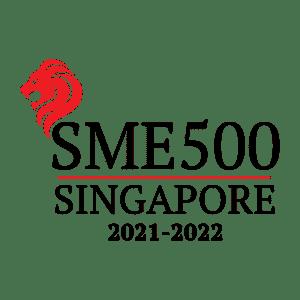 SINGAPORE SME 500 AWARD 2021