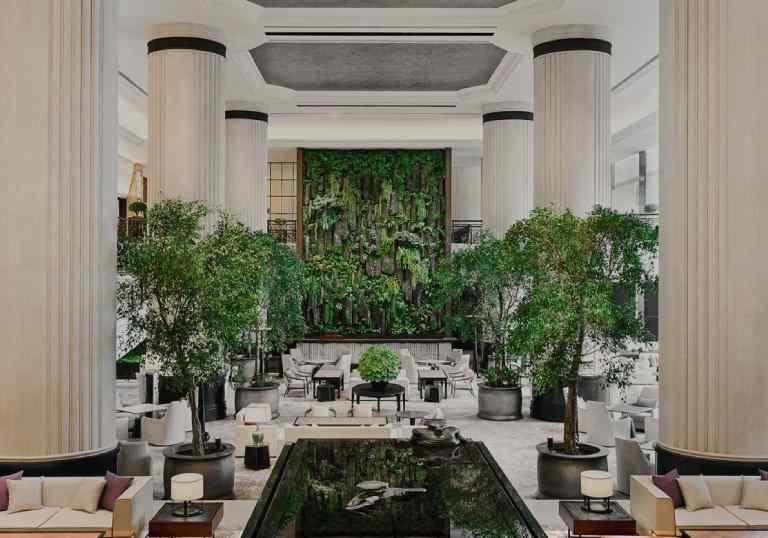 The Shangri-La Hotel Singapore | Lobby