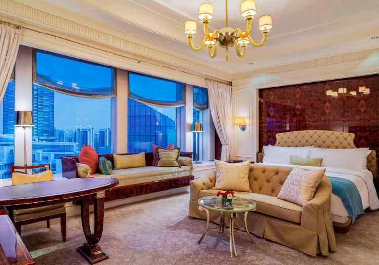 THE ST. REGIS SINGAPORE | Room